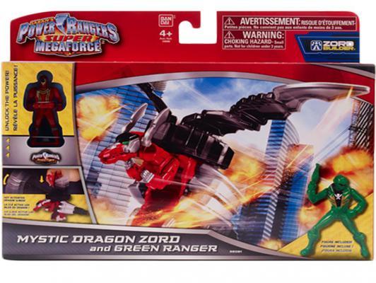 Игровой набор Power Rangers Зорд и фигурки рейнджера 3 предмета 38081