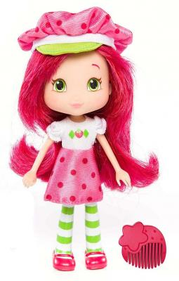 Кукла The Bridge Шарлотта Земляничка 15 см 885561122350