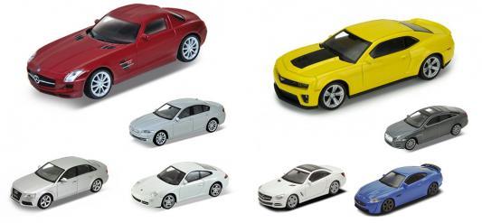Автомобиль Welly 44000A 1:43 цвет в ассортименте в ассортименте
