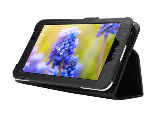 Чехол IT BAGGAGE для планшета Asus Fonepad 7 ME70C искуственная кожа черный аксессуар чехол asus fonepad 7 me175cg it baggage иск