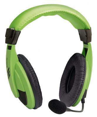 Гарнитура Defender Gryphon HN-750 зеленый 63749 гарнитура defender orpheus hn 898 черный 63898