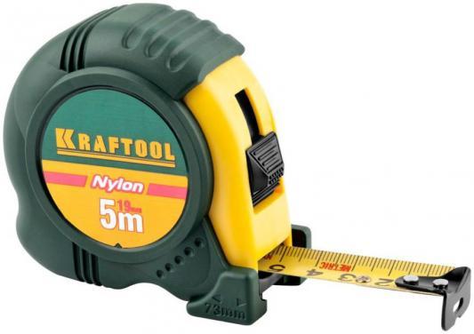 Рулетка Kraftool Nylon 34122-05-19 5мx19мм цена