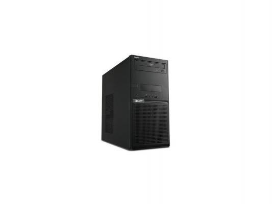 Системный блок Acer Extensa M2610 i3-4160 3.6GHz 4Gb 500Gb Intel HD DVD-RW DOS DT.X0CER.021 от 123.ru