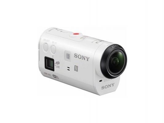 Экшн-камера Sony HDR-AZ1VR белый + ДУ Live-View