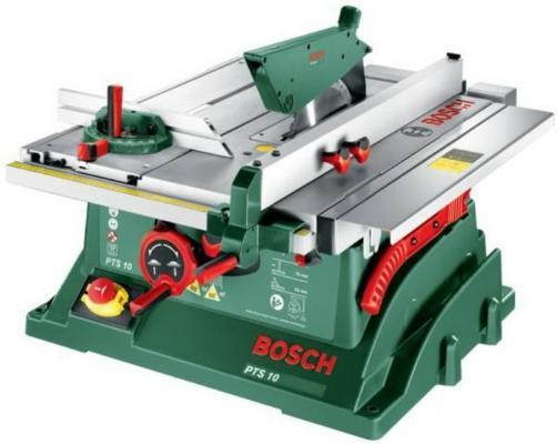 все цены на Дисковая пила Bosch PTS 10 онлайн