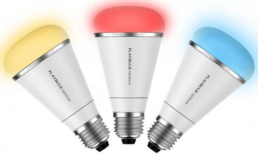 Лампа светодиодная груша Mipow Playbulb Rainbow E27 5W BTL200-3