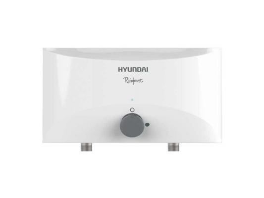 Водонагреватель проточный Hyundai H-IWR1-5P-UI060/S 5.5 кВт увлажнитель осушитель hyundai bd js210