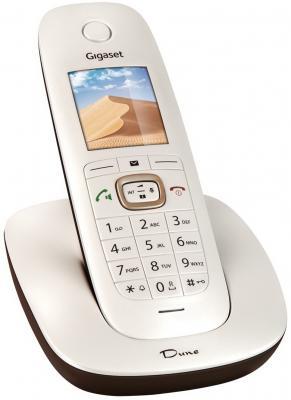 Радиотелефон DECT Gigaset CL540 Dune белый