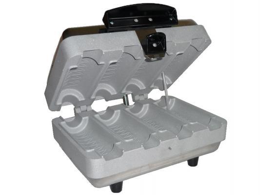Прибор для приготовления хот-догов Спектр-Прибор Мечта ЭС-0,8/220 серый чёрный