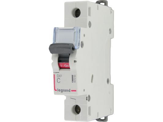 Автоматический выключатель Legrand TX3 6/10kA тип C 1П 16А 403916