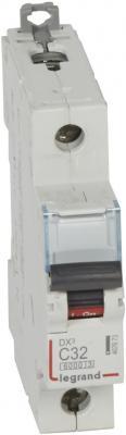 Автоматический выключатель Legrand DX3 6000 10кА тип C 1П 32А 407673