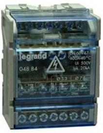 Кросс-модуль Legrand 100А 4 полюса 4 модуля 4884