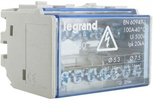 Кросс-модуль Legrand 100А 4880