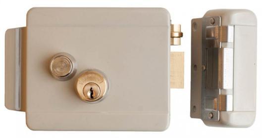 Накладной электромеханический замок Falcon Eye FE-2369 iron