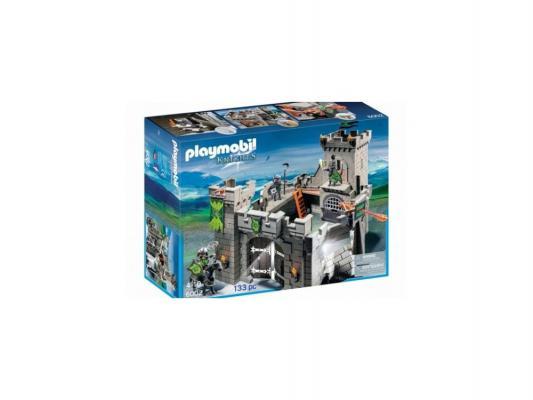 Игровой набор Playmobil Рыцари: Замок Рыцарей Волка 6002