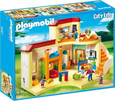 Конструктор Playmobil Детский сад: Солнышко 394 элемента 5567