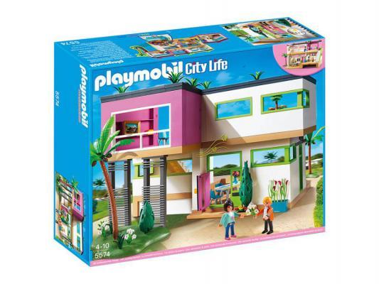Конструктор Playmobil Особняки: Современный роскошный особняк 365 элементов 5574pm