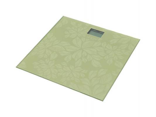 Весы напольные Sinbo SBS 4430 зелёный