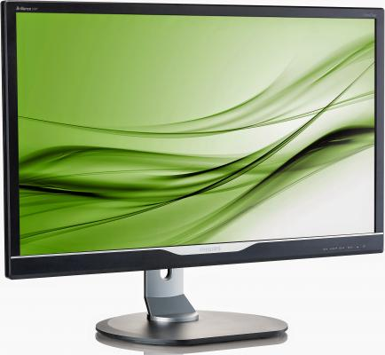 "Монитор 28"" Philips 288P6LJEB 00/01 монитор philips 243v7qjabf 00 01"