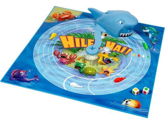 Настольная игра HASBRO 33893 Акулья охота настольная игра hasbro hasbro настольная игра акулья охота