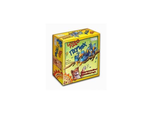 Настольная игра HOBBY WORLD развивающая Чудо в перьях