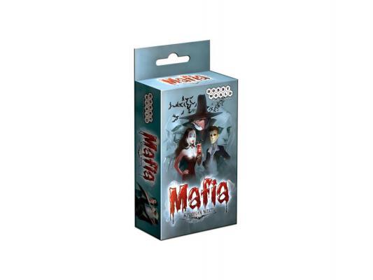 Настольная игра Hobby World стратегическая Мафия. Кровная месть. Карточная версия 1264