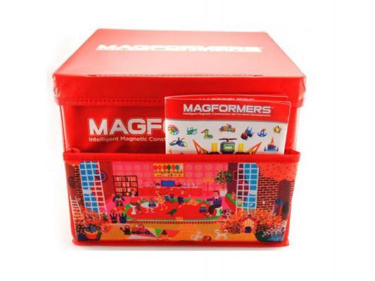 Магнитный конструктор Magformers Box (коробка для хранения) 60100