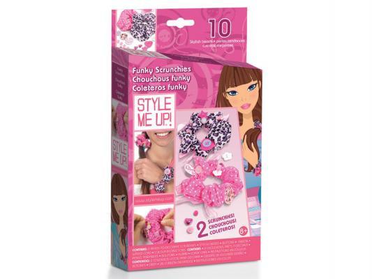 Набор для украшений Style Me Up Забавные резиночки для волос от 8 лет 558