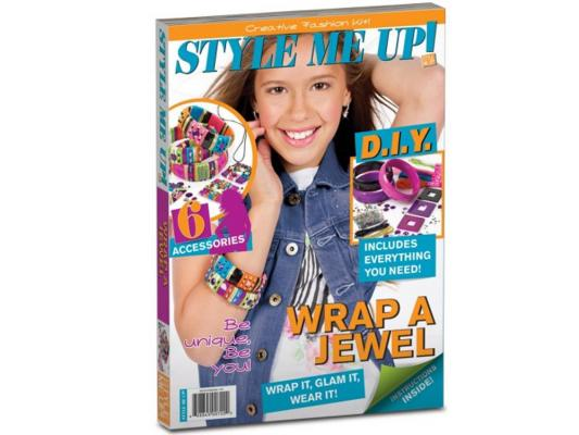 Набор для украшений Style Me Up Модные украшения от 8 лет 722 wooky style me up мастерская уникальных браслетов
