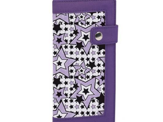 Набор для творчества STYLE ME UP Пурпурный кошелек от 7 лет 1843 wooky style me up мастерская уникальных браслетов