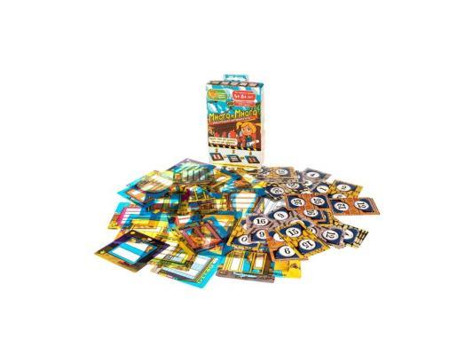 Купить Настольная игра Банда Умников развивающие Много-Много УМ006, 185x115x35 мм, Развивающие настольные игры