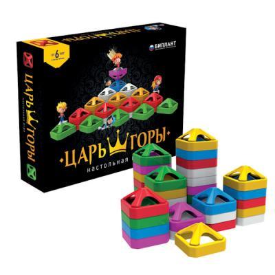 Настольная игра Биплант стратегическая Царь горы 10040