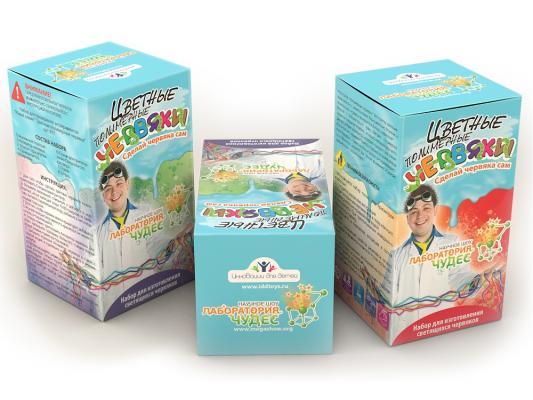 Игровой набор Инновации для детей Цветные червяки 817