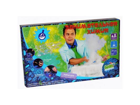 Игровой набор Инновации для детей Увлекательная химия от 10 лет 822