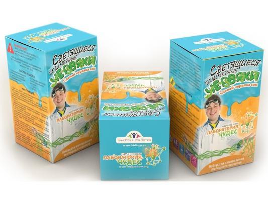 Игровой набор Инновации для детей Светящиеся червяки 818 инновации для детей светящиеся червяки