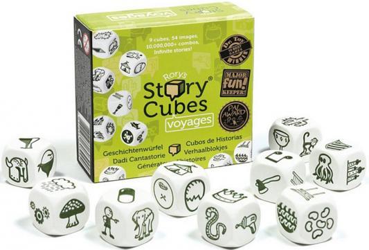 Настольная игра Кубики историй семейная RORY'S STORY CUBES RSC3 Путешествия rory dobner гаджет