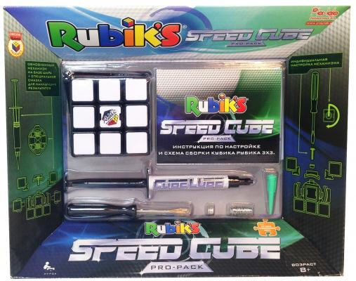 Головоломка РУБИКС Скоростной кубик Рубика 3х3 от 8 лет 4605107150991