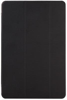 Чехол IT BAGGAGE для планшета SAMSUNG Galaxy Tab A 8 hard case черный с прозрачной задней стенкой ITSSGTA8007-1 чехол it baggage для планшета samsung galaxy tab4 8 hard case искусственная кожа бирюзовый с тонированной задней стенкой itssgt4801 6
