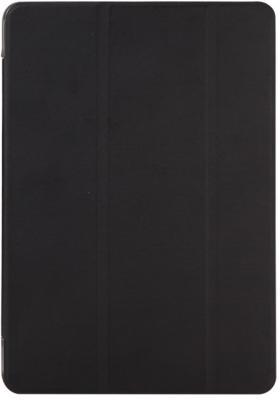 """Чехол IT BAGGAGE для планшета SAMSUNG Galaxy Tab A 9.7"""" искус. кожа черный с прозрачной задней стенкой ITSSGTA9707-1"""