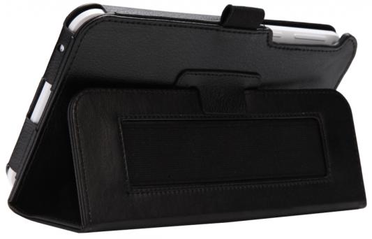 """Чехол IT BAGGAGE для планшета ASUS Fonepad 7 ME70С искус. кожа с функцией """"стенд"""" черный ITASME70C2-1 аксессуар чехол asus fonepad 7 me175cg it baggage иск"""