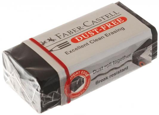 Ластик Faber-Castell Dust Free 263424 1 шт прямоугольный faber pareo