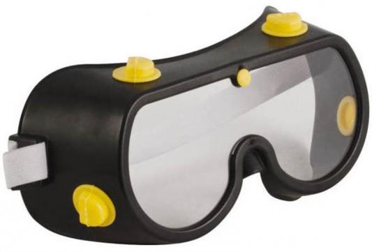 Защитные очки Fit 12225 с непрямой вентиляцией аксессуар очки защитные fit 12219