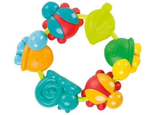 Прорезыватель Bright Starts Веселый хоровод разноцветный с 3 месяцев 52028 игрушка bright starts веселый жирафик