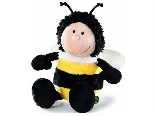 Мягкая игрушка шмель Nici сидячий плюш черный 50 см 36870 мягкие игрушки nici пеликан сидячий 50 см