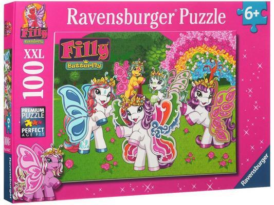Пазл Ravensburger Филли 100 элементов 10542 пазл 200 элементов ravensburger мой первый питомец 12810