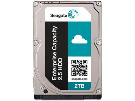 "Жесткий диск для сервера 2.5"" 2Tb 7200rpm Seagate SATAIII ST2000NX0253"