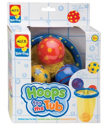 Интерактивная игрушка Alex Мячики в сетке от 2 лет разноцветный 694