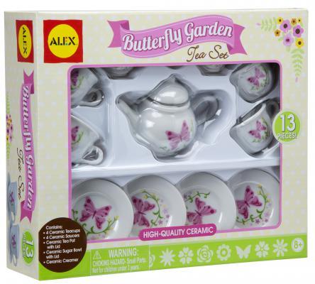 Чайный набор Alex Бабочки в саду 709BR