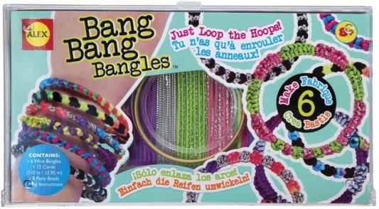 "Набор для плетения фенечек Alex ""Бэнг Бэнг"" от 8 лет 132W"