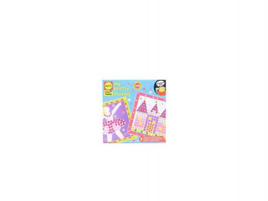 Мозайка мягкая Alex Прелесть, 5 картинок 1460 элементов 1404